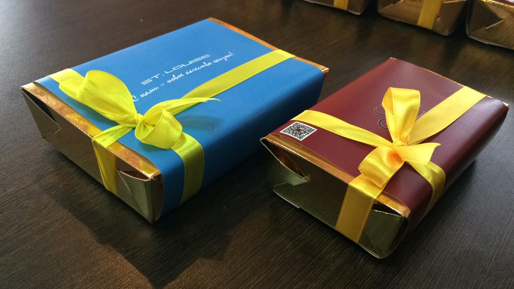 Сколько стоят красивые коробки для конфет